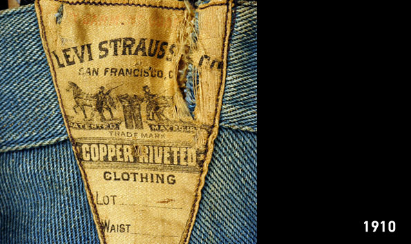 Two Horses  One Message  - Levi Strauss & Co : Levi Strauss & Co