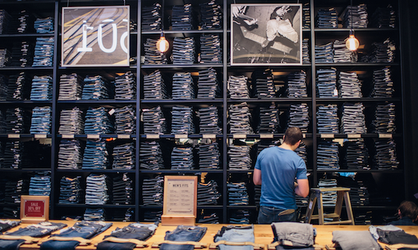 The Levi S Brand Unveils New Stores In Las Vegas Amp Brooklyn