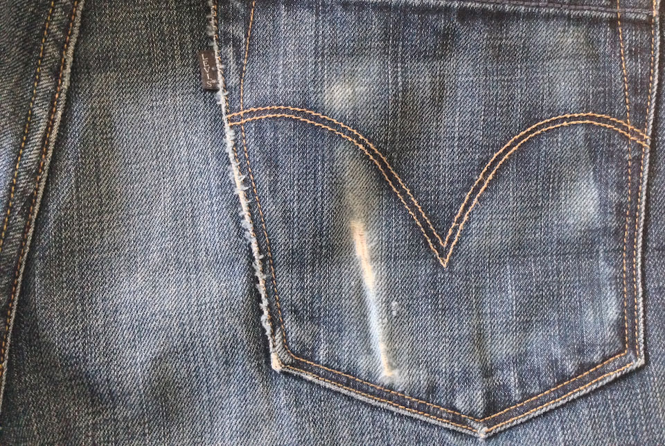 "How to ""Wear"" Jeans: A Look at Five Great Fades"