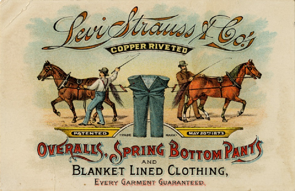 Horse Power: The Story Behind Our Jeans — Literally - Levi ...