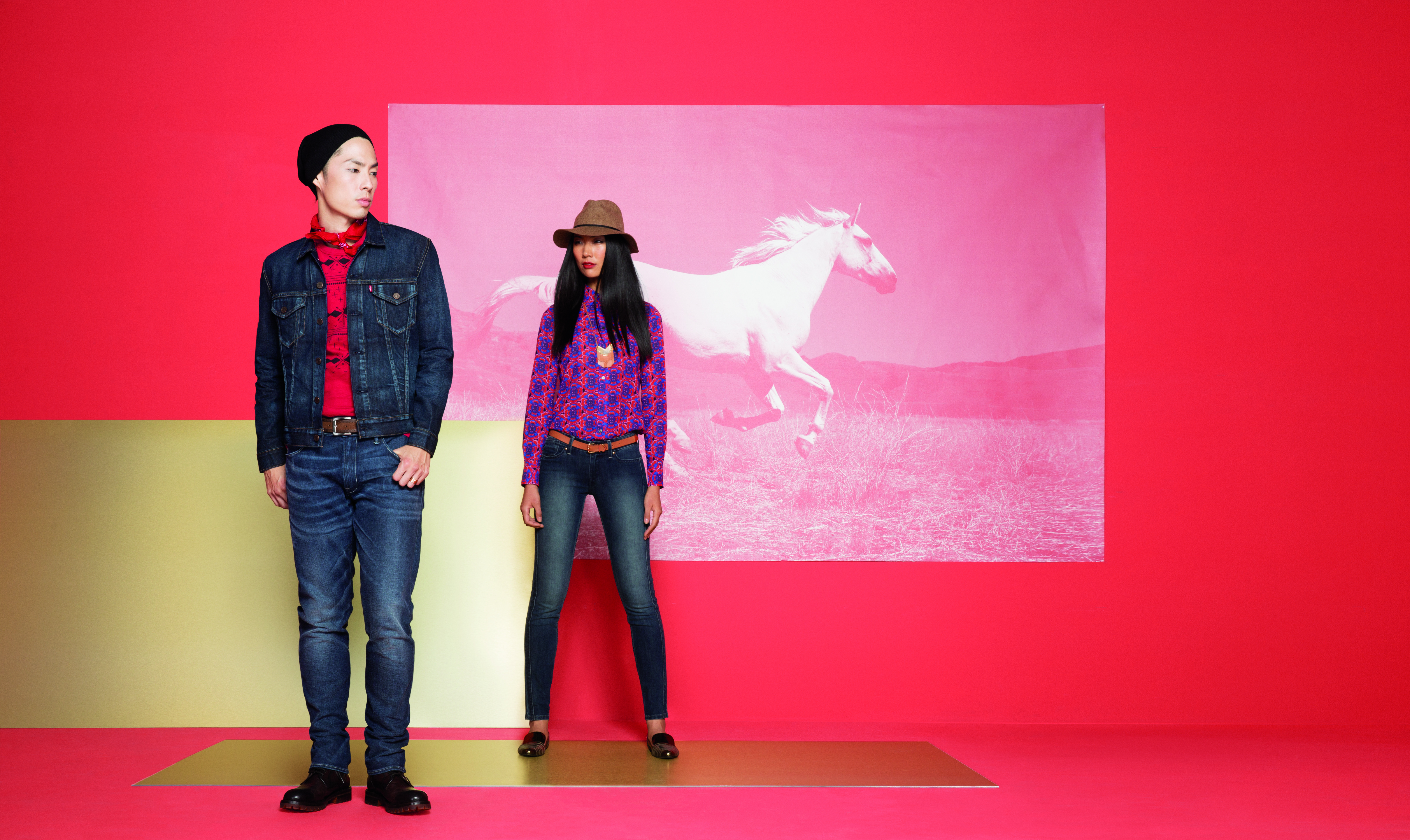 marketing and levis strauss There aren't too many brands with as many stories to tell as levi strauss & co an apparel staple and an american cross-cultural icon for well over a century, a well-worn pair of levi's more .