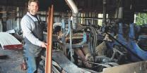 Eric Hollenbeck Blue Ox Millworks