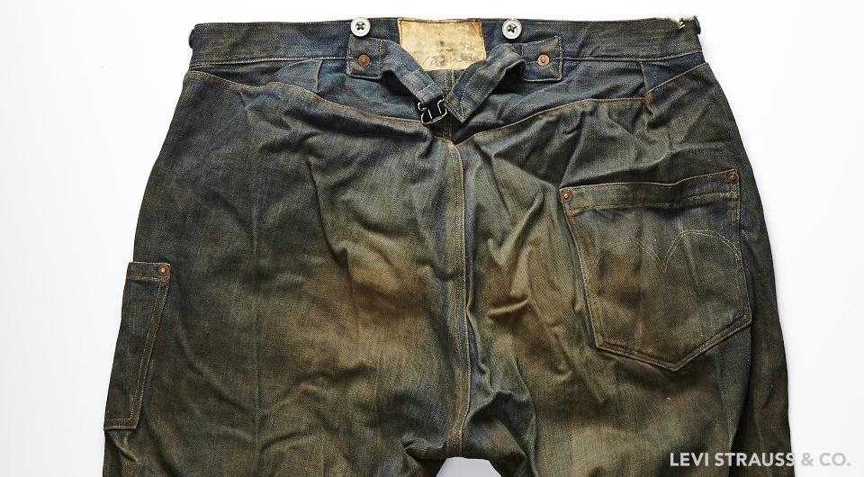 new levi jeans