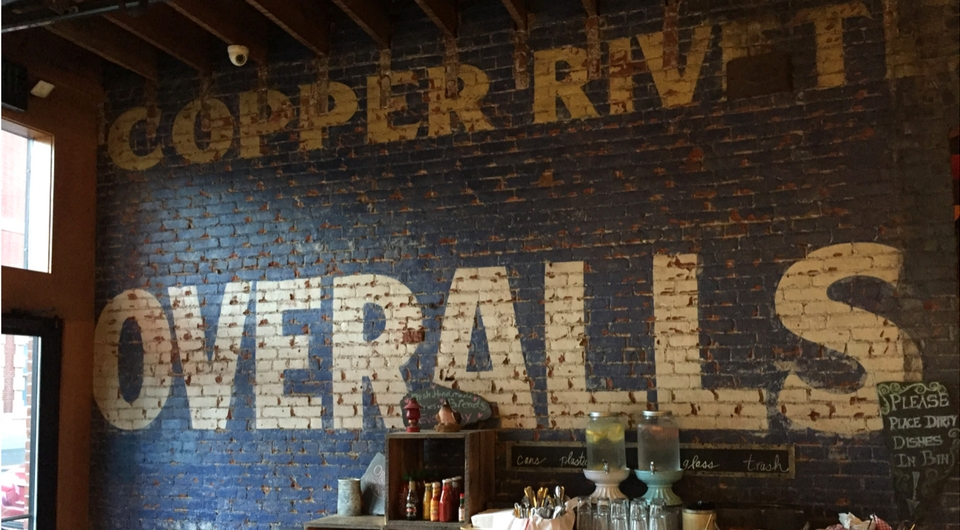 ghost signs