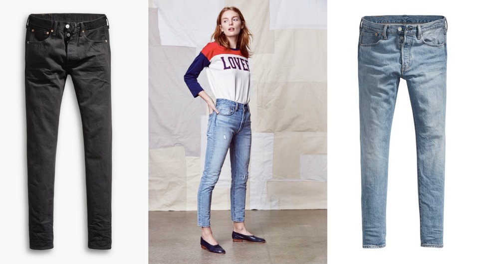 eb691b41912 Levi's® 501® Skinny - Modern Style With a Coveted Vintage Look ...