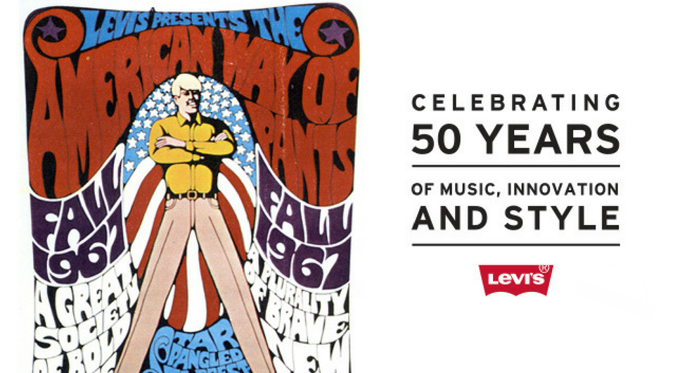 A Year of Change: A Look Back at Levi's® in 1967 - Levi Strauss ...
