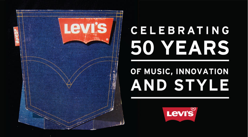 50 years of the Levi's® Batwing Logo: 5 Fun Facts - Levi ...
