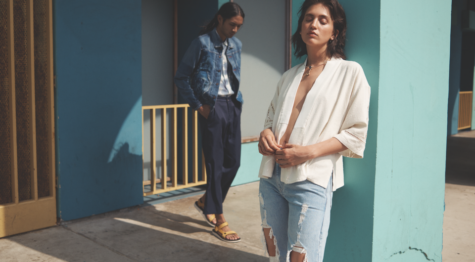 Levi's® Made & Crafted®: Australian, Japanese Surf Cultures
