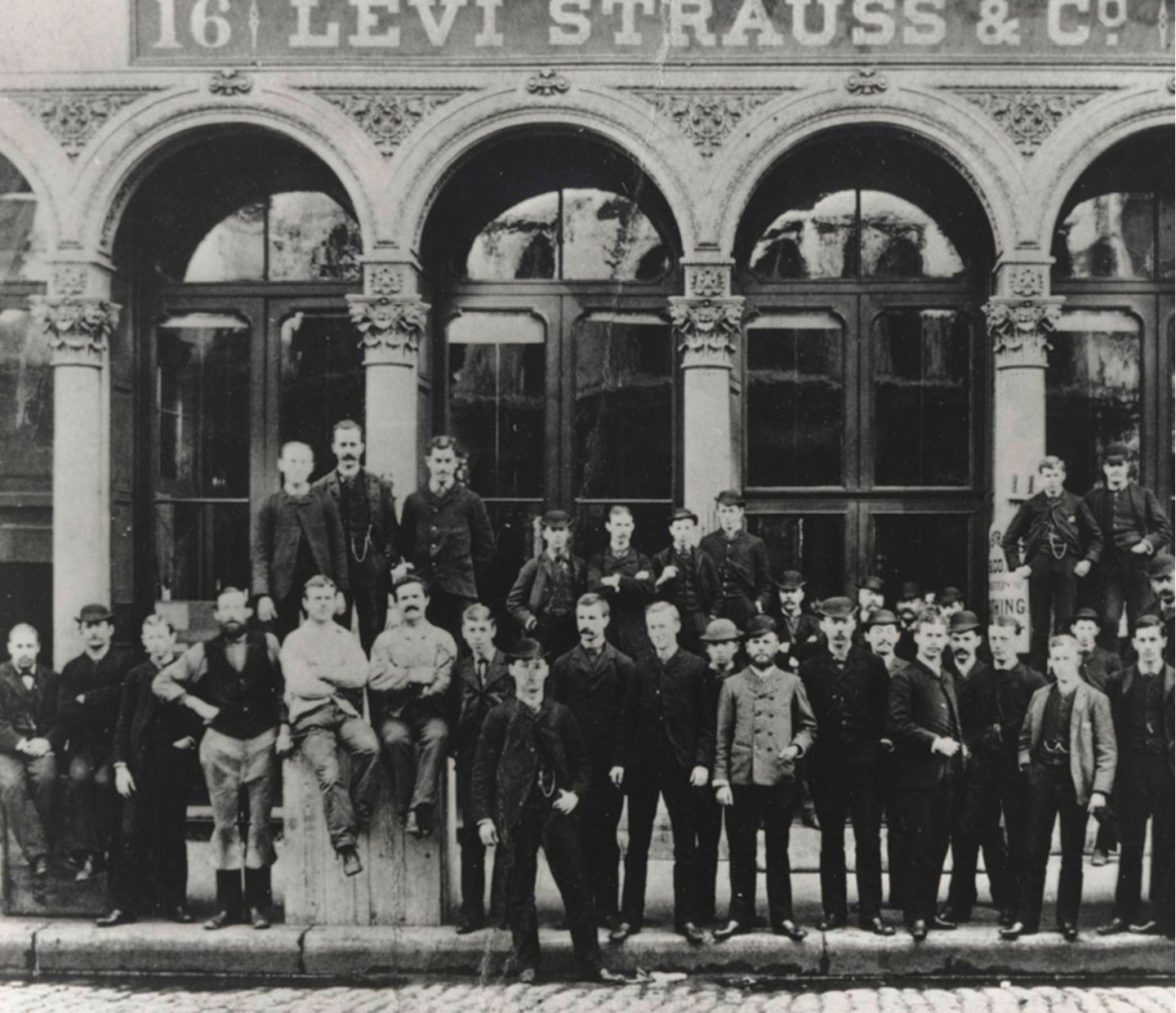 History of Levi Strauss & Co.