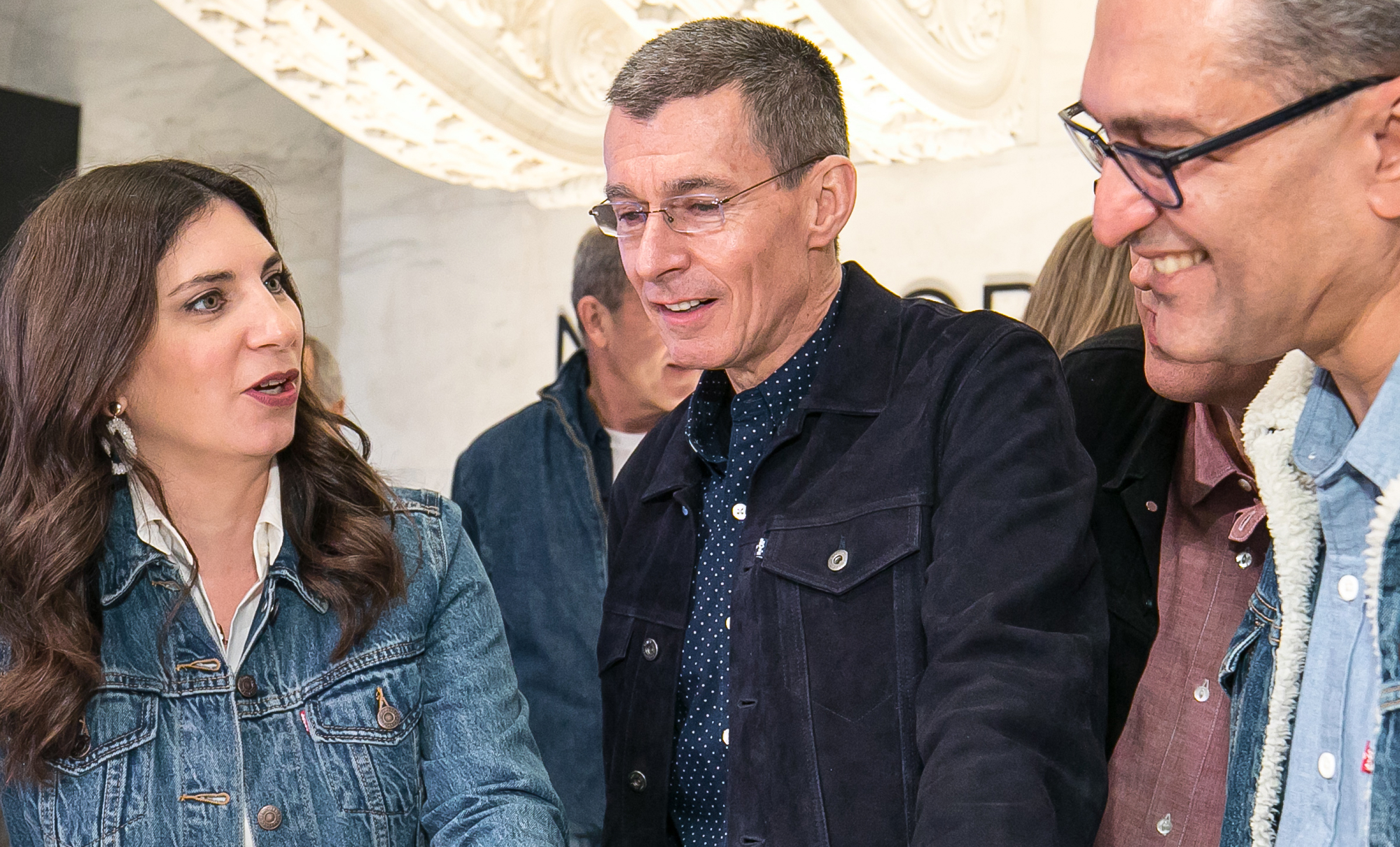 LS&Co. CEO Chip Bergh Named to Fortune's 'World's Greatest Leaders' List