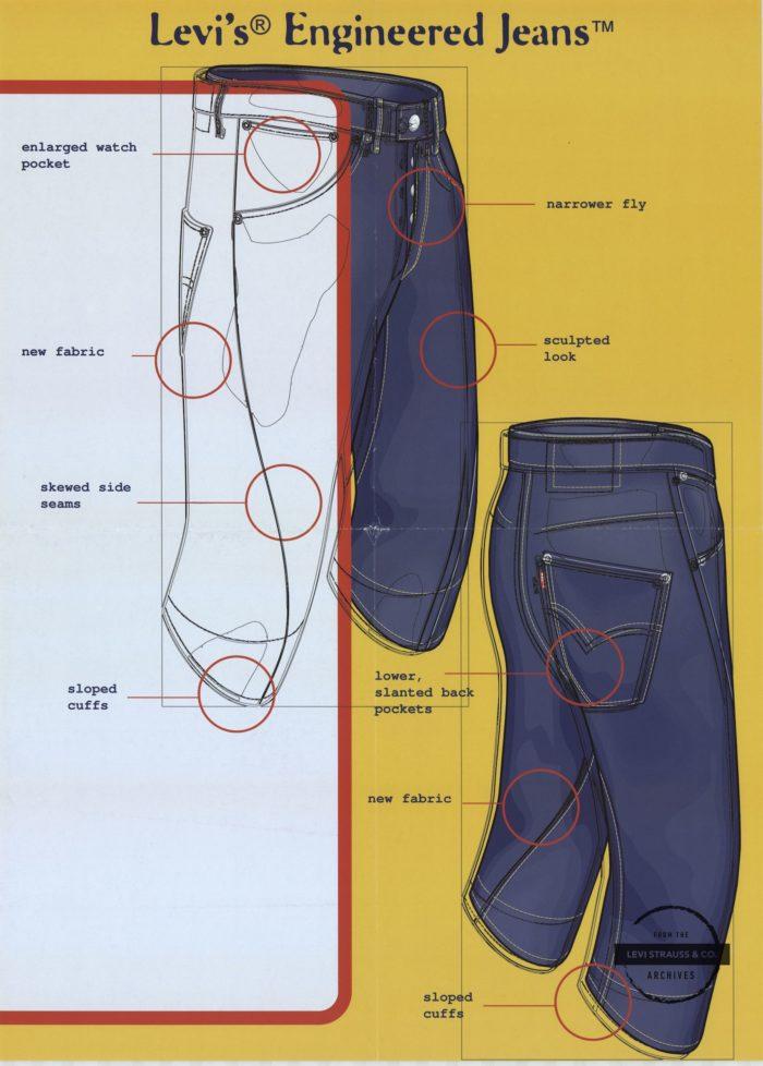 LEJ jeans