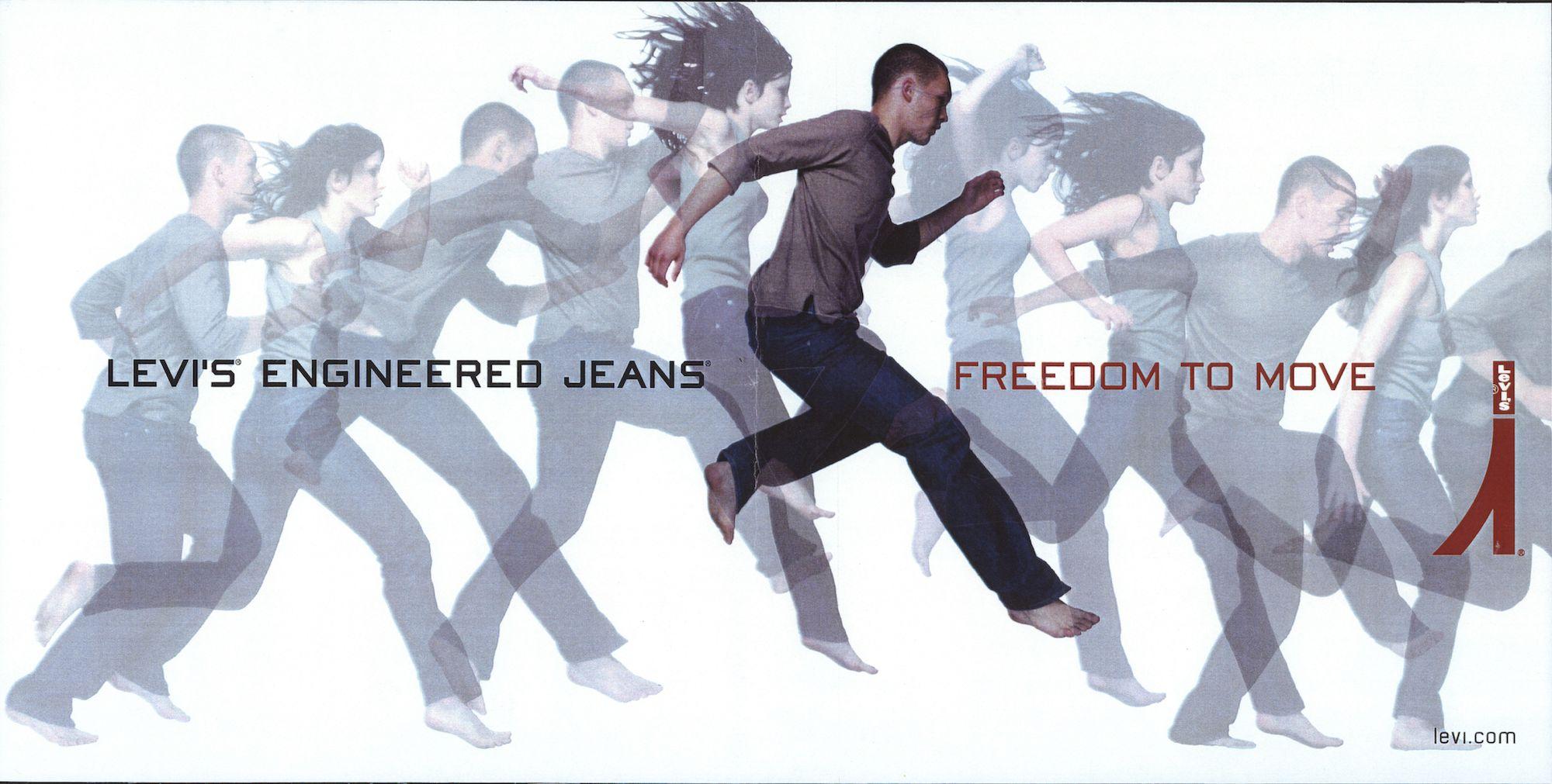 LEJ Jeans Ad
