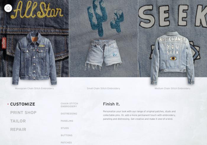 Tailor Shop Application