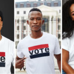 South Africa Vote campaign
