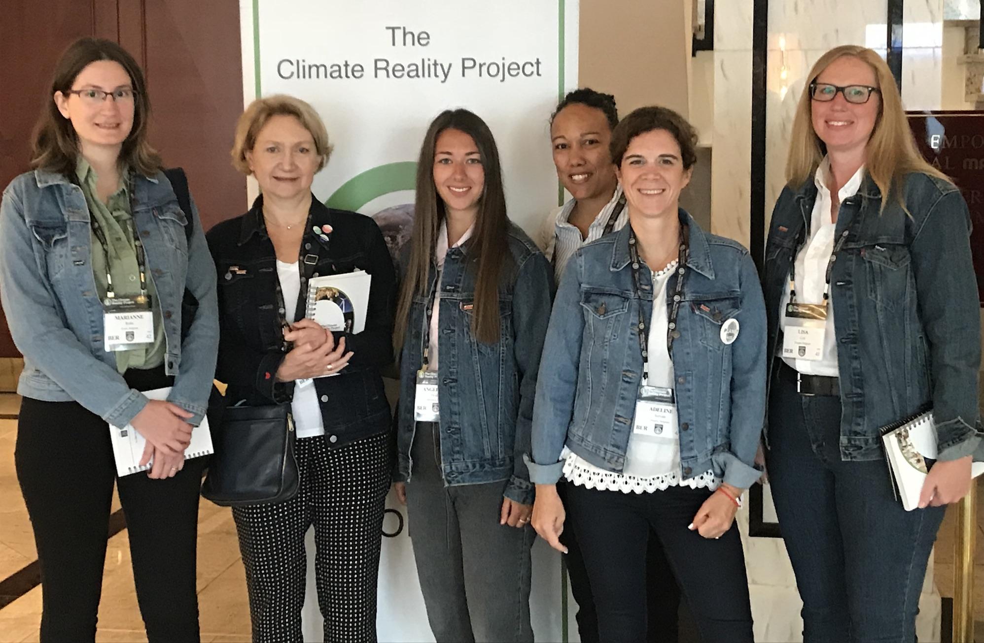 climate reality trainings