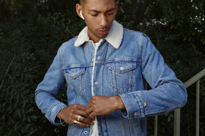 Levi's Jacquard jacket