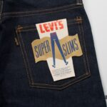 Levi's® Lot 606 Super Slims