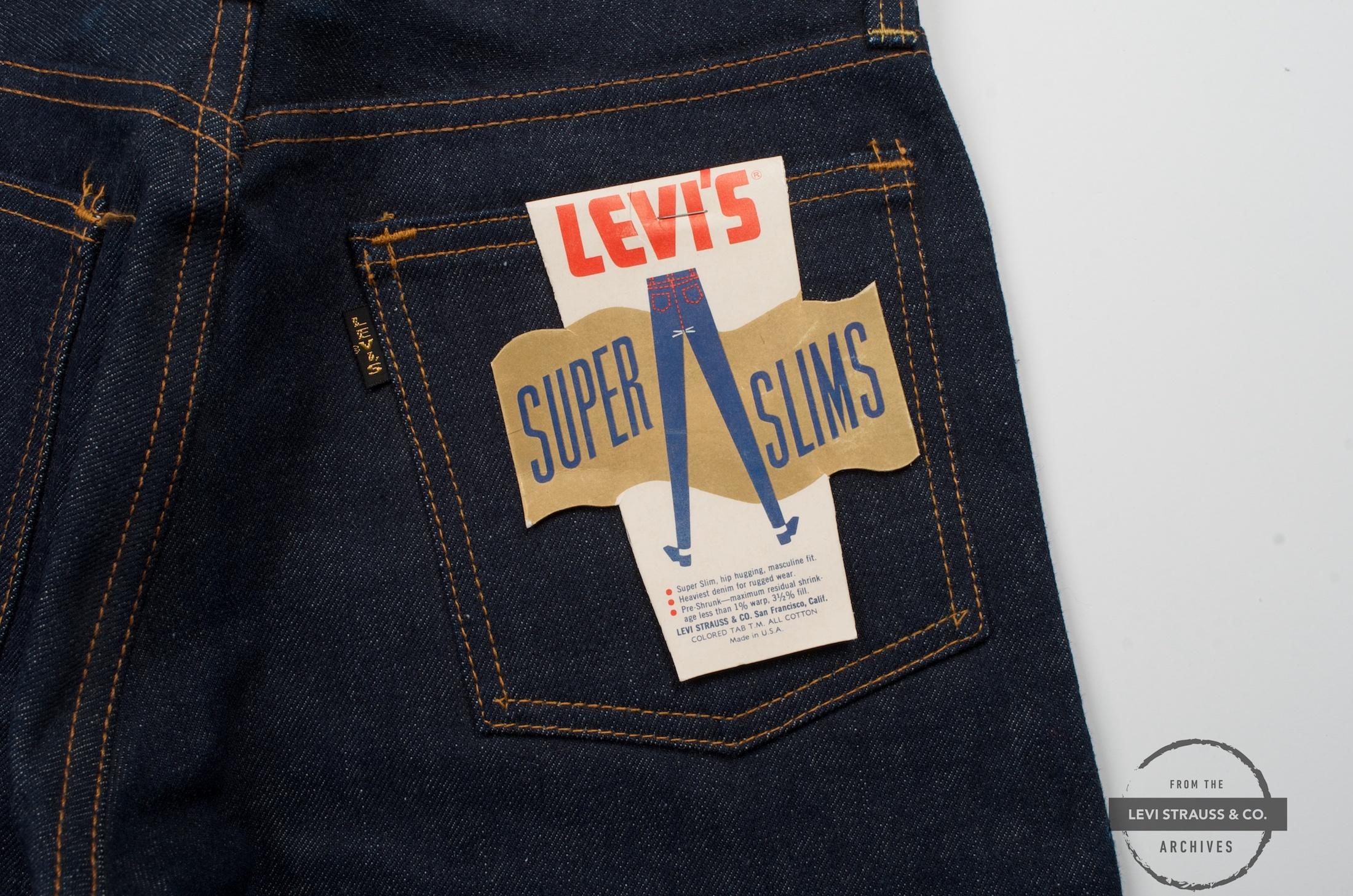 Levi's® Lot 606 Super Slims