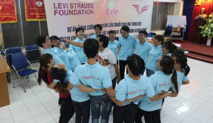 Levi Strauss Foundation grantee  - Vietnam