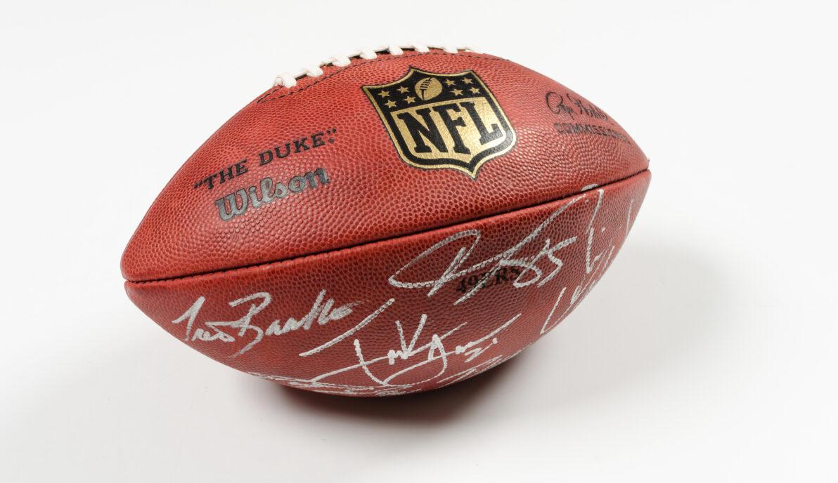 Levi's Super Bowl 49ers Football