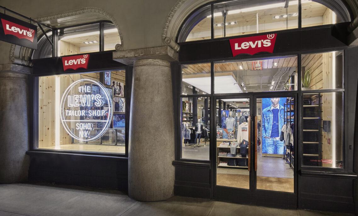 2020 Levi's Store Closures