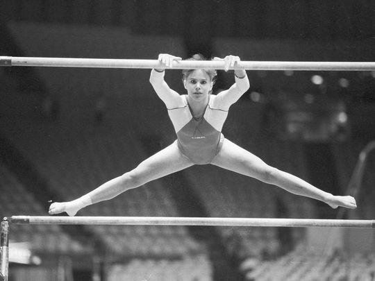 Jen Sey gymnast