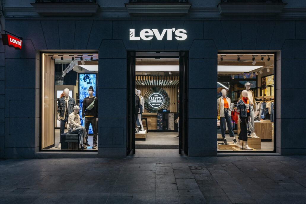 Levi's Madrid