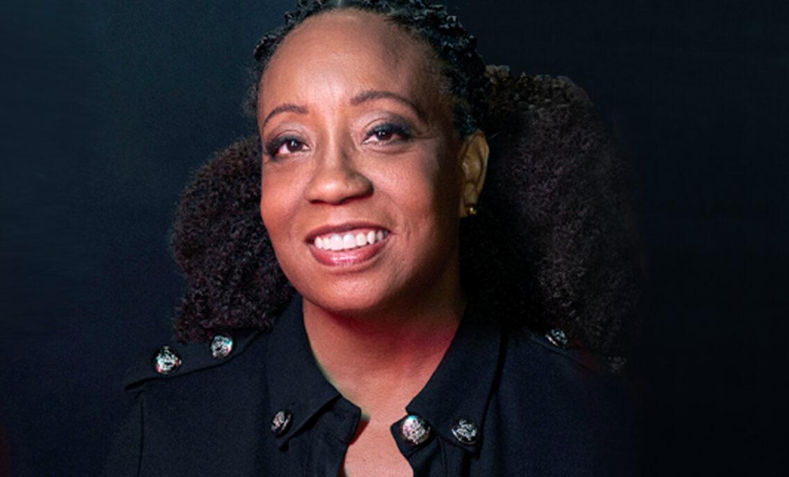 Elizabeth Morrison Chief Diversity, Inclusion & Belonging Officer