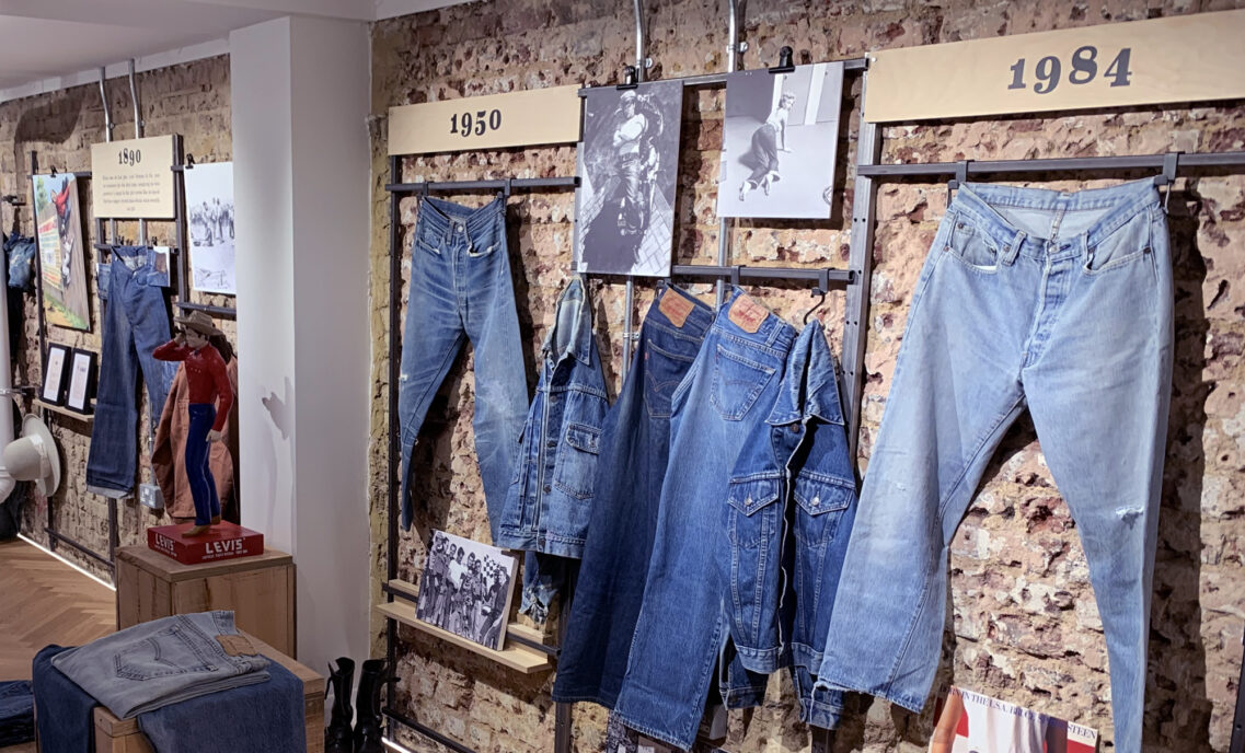 Levi's London Archives
